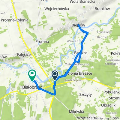 Mikówka, Białobrzegi do Polańska 18, Białobrzegi