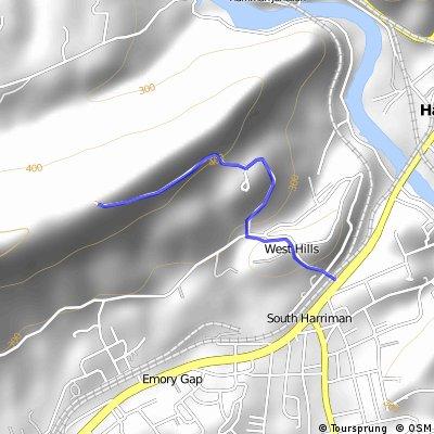 West Hills to Buzzards Bluff