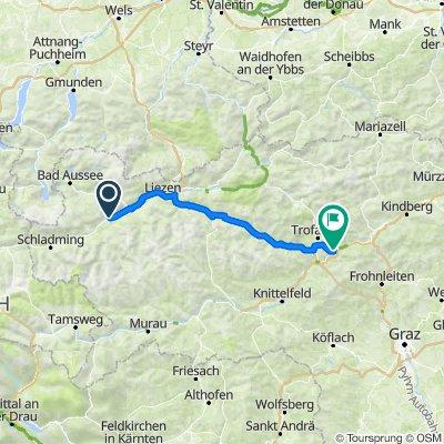 Sankt Martin am Grimming 12, Sankt Martin am Grimming nach Stadtkai 1–3, Leoben