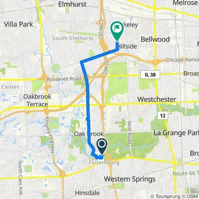 21 Salt Creek Ln, Hinsdale to 548 N Irving Ave, Hillside
