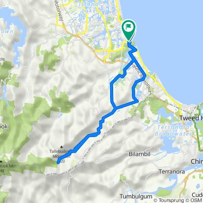 Burleigh Waters Cycling