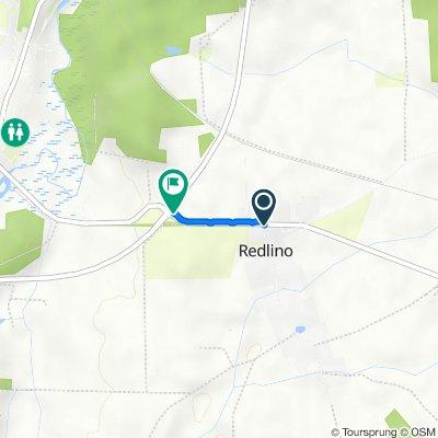 Redlino 49A, Redlino do Redlino, Białogard