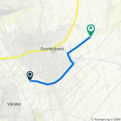 Unnamed Road, Dumbrăveni to Strada Hălții, Dumbrăveni