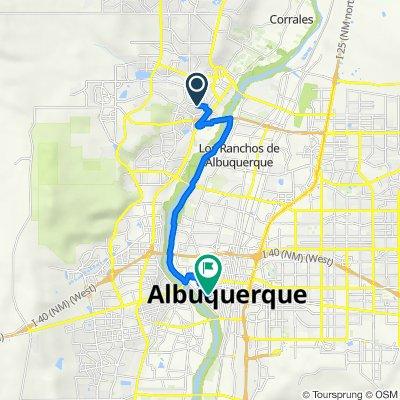 3901–4039 Congress Ave NW, Albuquerque to 1312 Silver Ave SW, Albuquerque