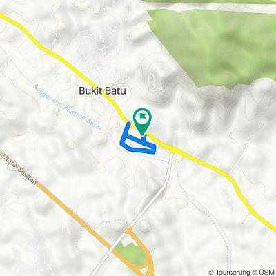Jalan Besar, Kulai to Jalan Besar, Kulai
