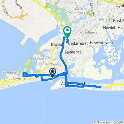 De 125 Beach 17th St, Nueva York a 299 Buckingham Rd, Cedarhurst