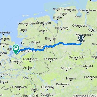 Vechtetal-Route tot Almere