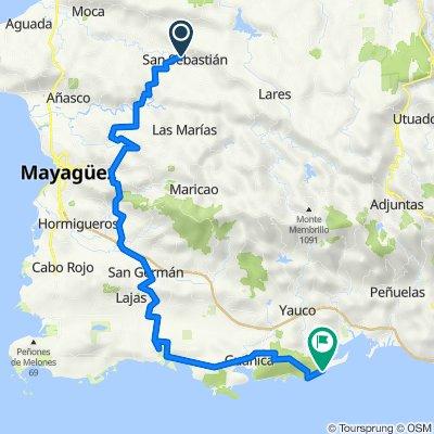 IDE 1 - Pepino to Guanica