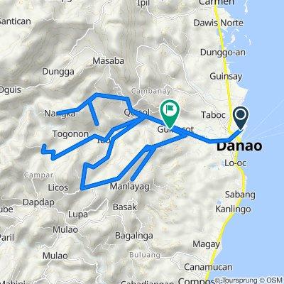 Duterte Street 148, Danao City to Unnamed Road, Danao City
