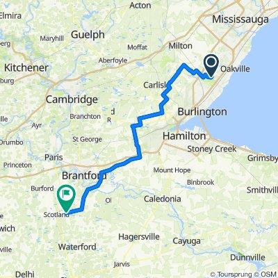 Flux Route