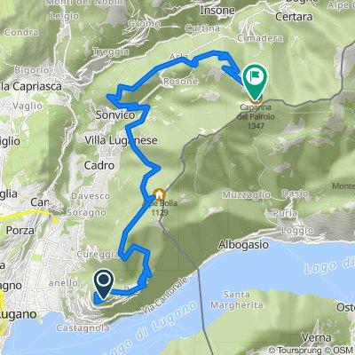 Lugano Bike - Stage 1: Lugano - Pairolo