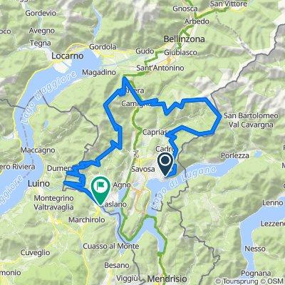 Route 66: Lugano Bike