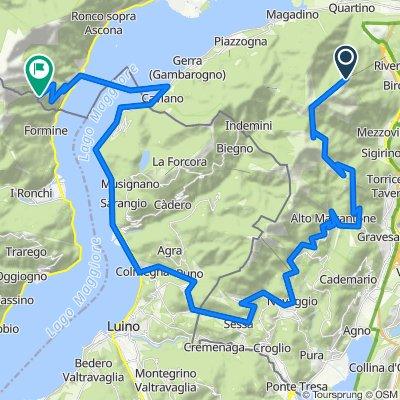 Lugano Bike - Stage 3: SHORTENED – Alpe Foppa - Migliegila
