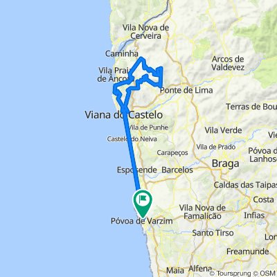 Enduro viana 105km