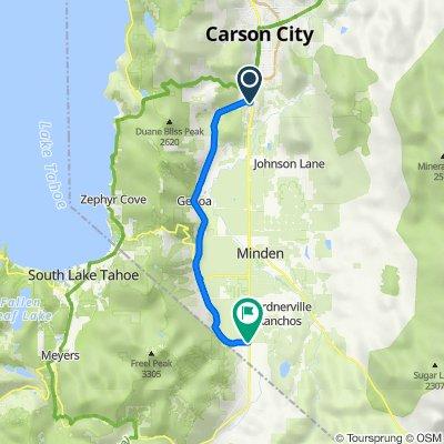 42 miles flat training for RAGBRAI