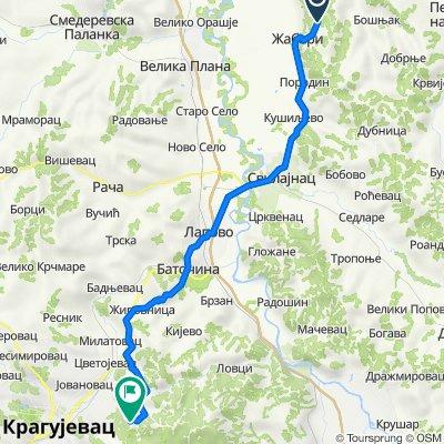 147, Četereze to Unnamed Road, Maršić