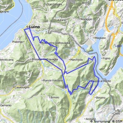 Sette Termini-Forcorella di Marzio-Alpe Tedesco