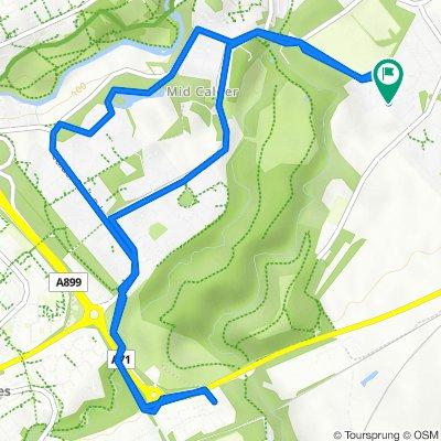 24 Broompark View, Livingston to 24 Broompark View, Livingston