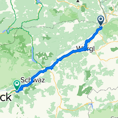 Kufstein - Wattens