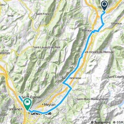 1988 - Tour de France - 04. Tag - Montmélian - Grenoble