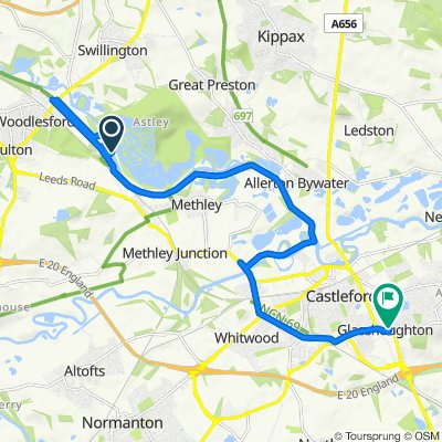 Fleet Lane, Woodlesford to New Wellgate 24