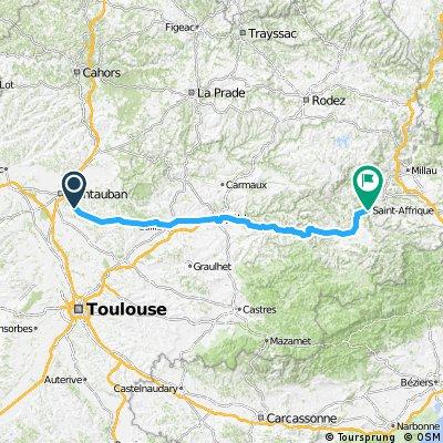 1988 - Tour de France - 07. Tag - Saint-Nauphary -Saint-Affrique