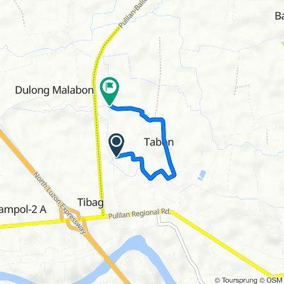 Pulilan – Baliuag Bypass Road to Pulilan – Baliuag Bypass Road