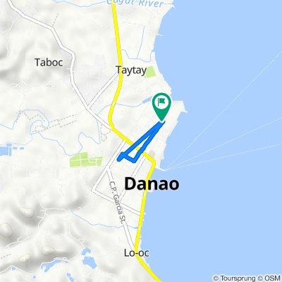 Duterte Street 148, Danao City to Duterte Street 148, Danao City