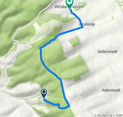 L469, Alfeld to Am Schlosspark 4, Westfeld