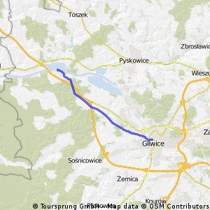 Gliwice - Pławniowice