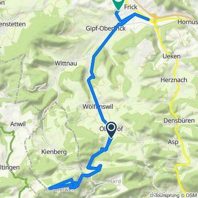 Da Pilgerstrasse 14, Oberhof a Dörrmattweg 23, Frick