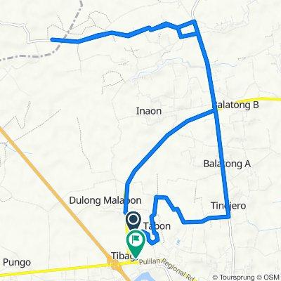 Pulilan – Baliuag Bypass Road to National Road 256, Pulilan