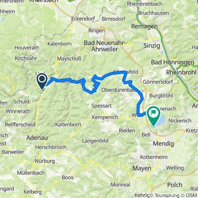 Rennrad- Laacher-See-Runde