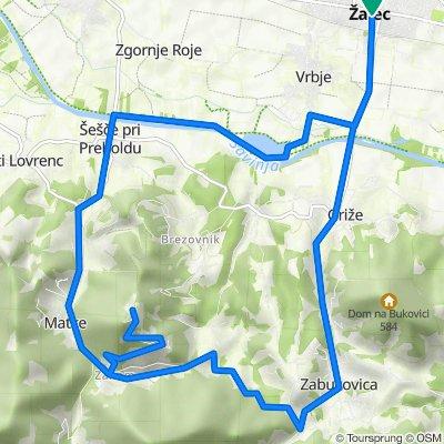 Hom - 2,0 km