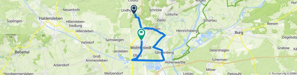Rotdornweg 53, Colbitz nach Heideweg 38, Wolmirstedt