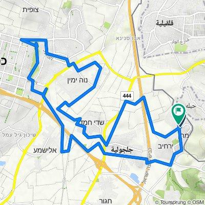 Local Committee/Nof HaSharon, Matan to Hadar Street 84, Matan