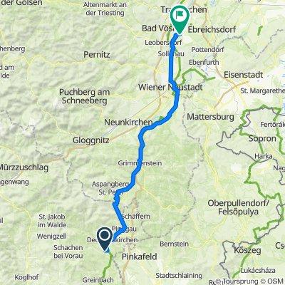 Rohrbach - Teesdorf