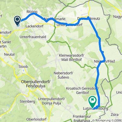 Meierhofgasse 2, Lackenbach nach L228 7, Lutzmannsburg