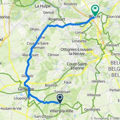 Villers-la-Ville>Wavre