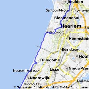LF1.03 Noordzeeroute