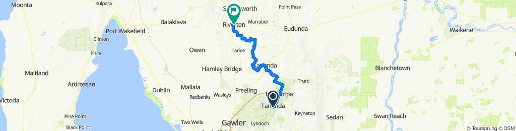Bike SA Outback Odyssey Day 3
