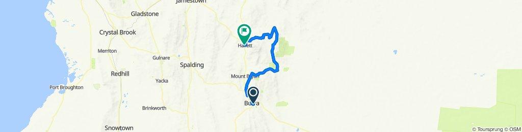 Bike SA Outback Odyssey Day 6