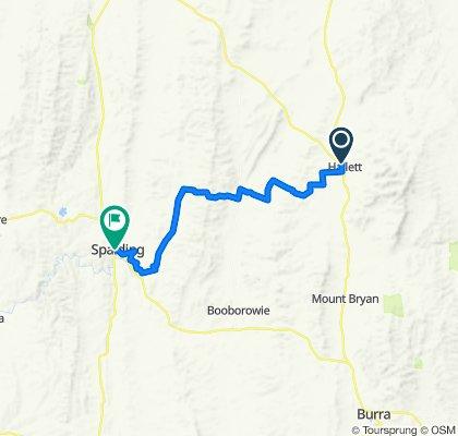Bike SA Outback Odyssey Day 7
