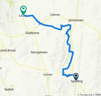 Bike SA Outback Odyssey Day 8