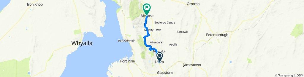 Bike SA Outback Odyssey Day 9