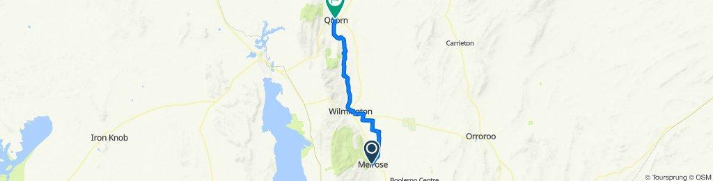 Bike SA Outback Odyssey Day 11