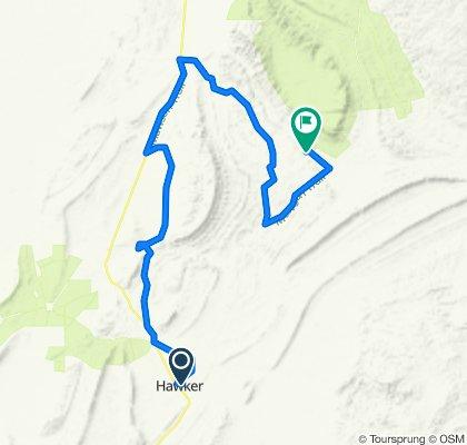 Bike SA Outback Odyssey Day 13