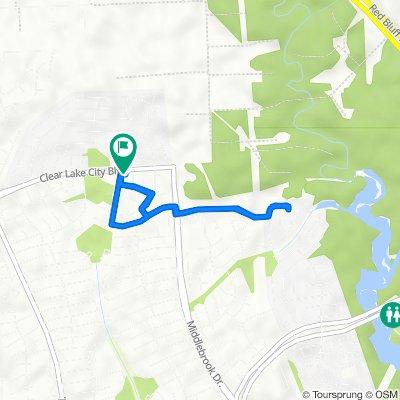 17114 Chapel Park Way, Houston to 17114 Chapel Park Way, Houston
