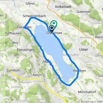 40.52 Dorfstrasse 4.1, Greifensee nach Meierwis 7, Greifensee