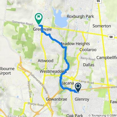 133–149-165 Daley Street, Glenroy to 5 Saffron Street, Greenvale